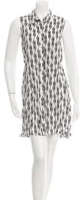 Thakoon Printed Shirtdress w/ Tags