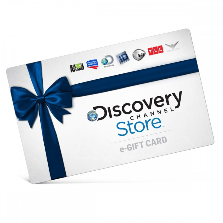 Discovery $25 E-Gift Card
