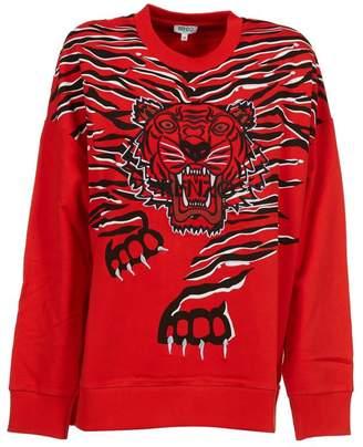Kenzo (ケンゾー) - Kenzo Crawling Tiger Sweatshirt