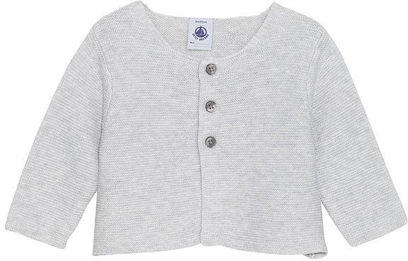 Petit Bateau Baby Cotton Cardigan