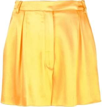 Carolina Herrera high waisted shorts