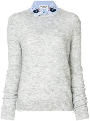 Blend of America Essentiel Antwerp Mohair Paraty sweater