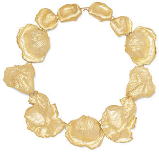 Sebastian SARAH & Rosa Gold Vermeil Necklace