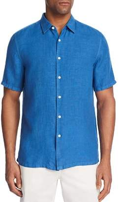 Theory Irving Summer Linen Button-Down Shirt - 100% Exclusive
