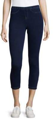 Hue Cropped Capri Pants