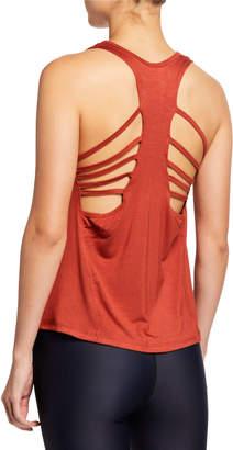 Body Language Sportswear James Sportswear Strappy-Back Tank