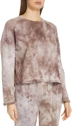 ATM Anthony Thomas Melillo Tie Dye Sweatshirt