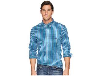 Chaps Stretch Easy Care-Poplin Men's Clothing