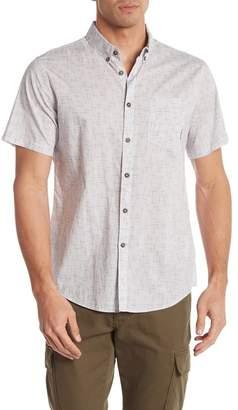 Billabong Short Sleeve Printed Button Shirt