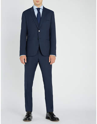 HUGO Slim-fit wool suit