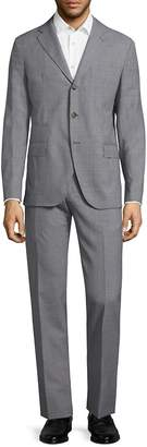 Eleventy Men's Regular-Fit Wool Suit