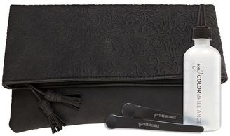 Ion Embossed Beauty Imperial Night Holiday Clutch $7.99 thestylecure.com