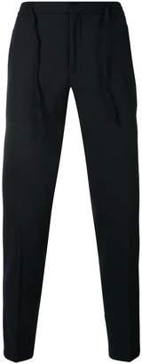 Manuel Ritz slim-fit trousers