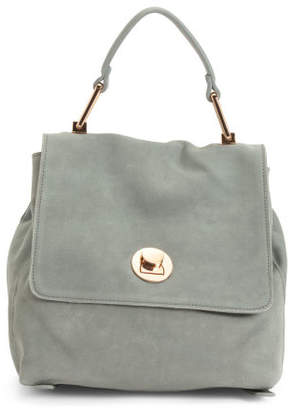 Antonette Suede Backpack