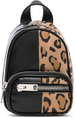Alexander Wang Attica Soft Mini Backpack Crossbody