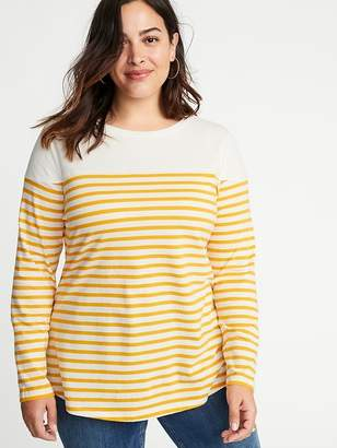 Old Navy EveryWear Plus-Size Striped Tee