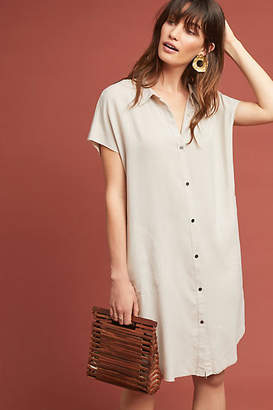 Go Silk Go By Cape May Silk Shirtdress