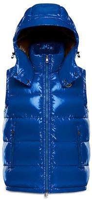 Moncler Lacet Down Vest - 100% Exclusive $985 thestylecure.com