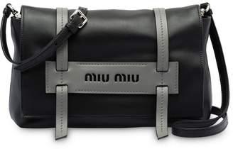 Miu Miu (ミュウミュウ) - Miu Miu グレース ルックス ショルダーバッグ
