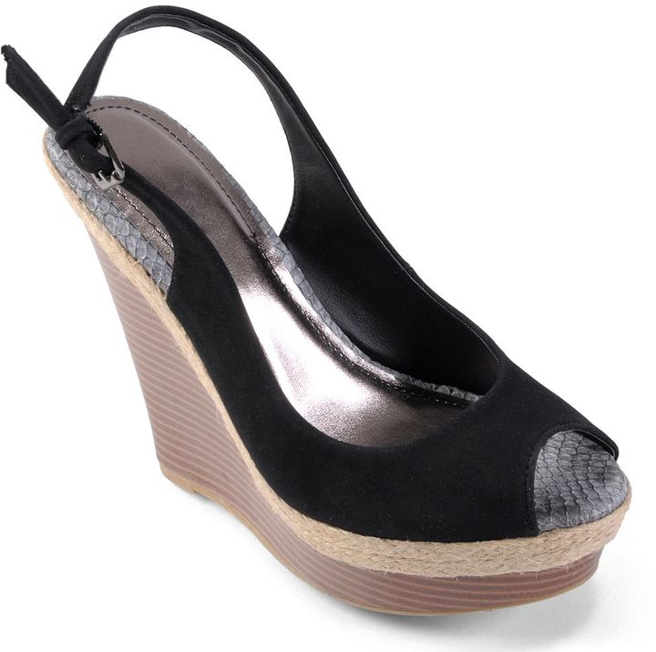 Journee Collection eliza platform wedges - women