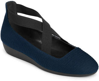 Aerosoles A2 BY  Womens March Over Round Toe Slip-On Shoe