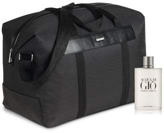 Giorgio Armani Acqua di Gio Luxury Men's Duffle Set