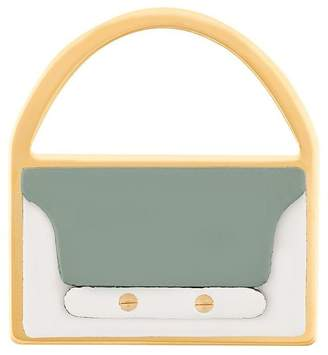 Marni Trunk bag brooch