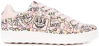 Coach X Keith Haring C101 sneakers