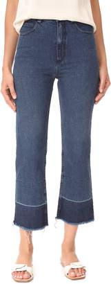 Rachel Comey Slim Legion Jeans $345 thestylecure.com
