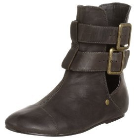 DV by Dolce Vita Women's Kent Buckle Ankle Boot
