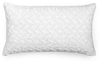 """Hotel Collection LAST ACT! Finest Crescent Embroidered 14"""" x 24"""" Decorative Pillow, Created for Macy's"""