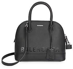 Balenciaga Women's Small Ville Top Handle Leather Bag