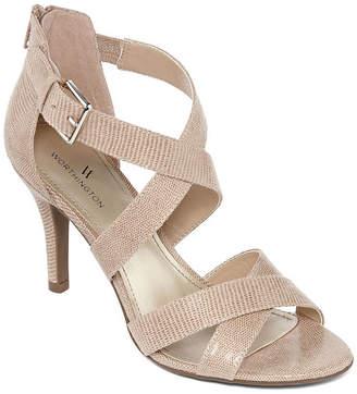 WORTHINGTON Worthington Cari Womens Heeled Sandals