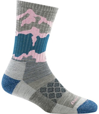 Darn Tough Three Peaks Micro Crew Light Cushion Sock - Women's