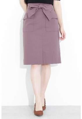 BODY DRESSING (ボディ ドレッシング) - プロポーションボディドレッシング ウエストリボンカーゴスカート