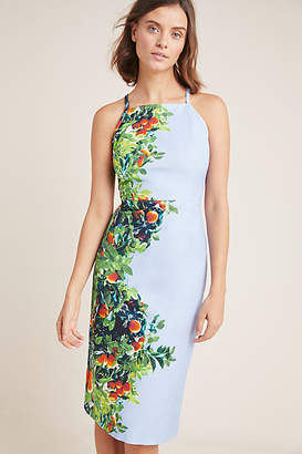 Maeve Orange Bough Dress