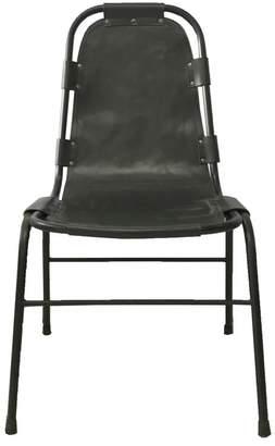 Mrd Home Saddle Dining Chair Black