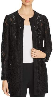 Karl Lagerfeld Paris Lace Jacket