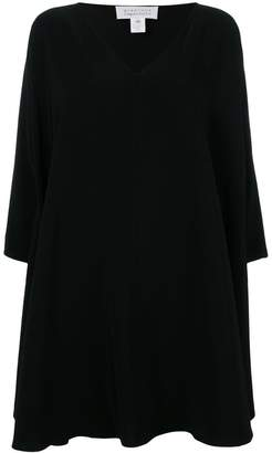 Gianluca Capannolo mini kaftan dress