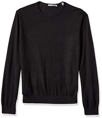Vince Men's Featherweight Wool Cashmere Crew Sweater