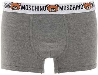 Moschino Jersey Stretch Cotton Boxers