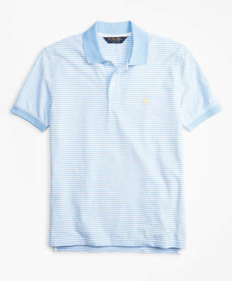 Brooks Brothers Original Fit Vintage Stripe Polo Shirt