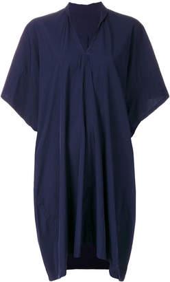 Y's draped V-neck dress