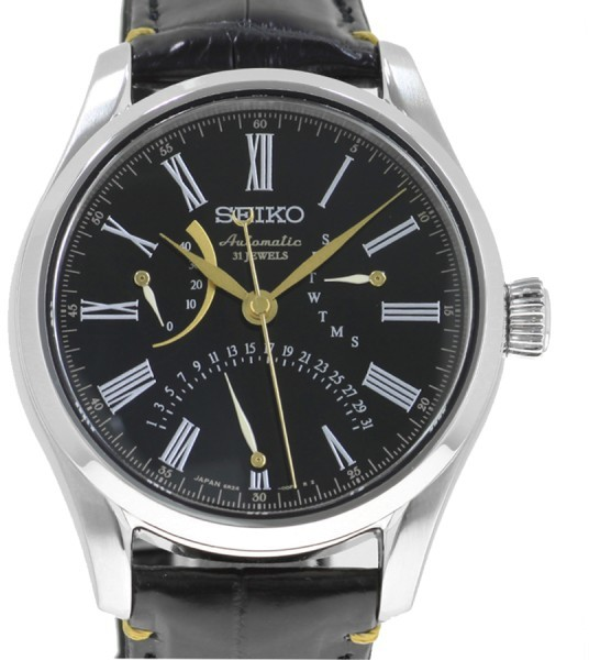 Seiko Seiko Presage Stainless Steel Automatic 40.5 mm Mens Watch