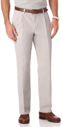 Chaps Men's Classic-Fit Pleated Pants