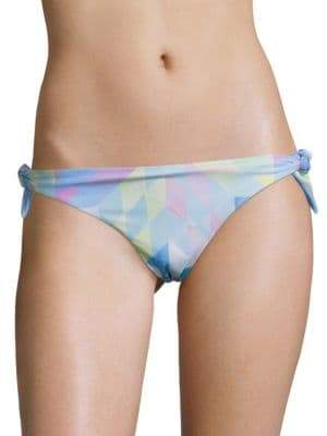 Mara Hoffman Geometric Bikini Bottom