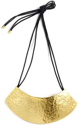 Natori Gold Geo Necklace