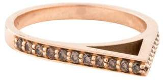 Paige Novick 14K Diamond Point Ring