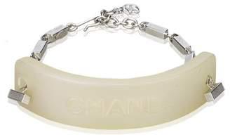 Chanel Vintage Logo Bracelet