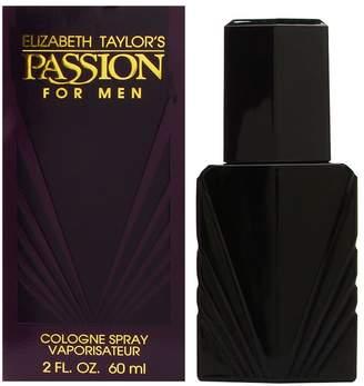Elizabeth Taylor Passion By For Men. Cologne Spray 2 Ounces